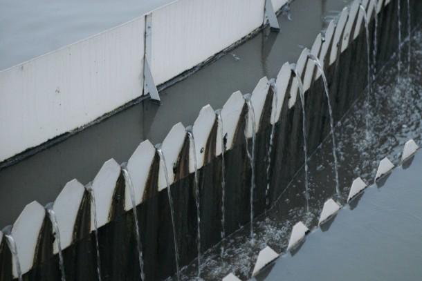NEFCO is to invest 5 million euros to upgrade waste water treatment plants in Latvia. Photograph: Patrik Rastenberger