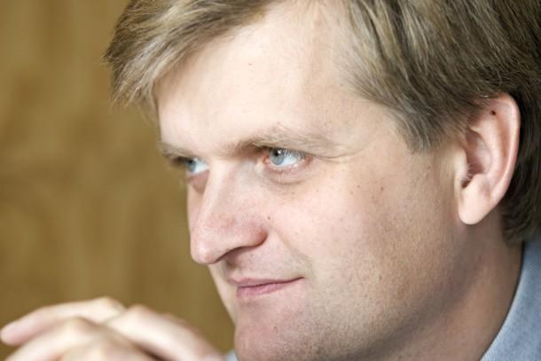 Chairman Martin Kruus of Nelja Energia. Photo: Patrik Rastenberger