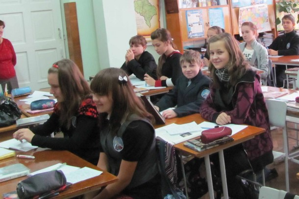 Saving energy. The project aims at refurbishing nine schools in Ivano-Frankivsk.