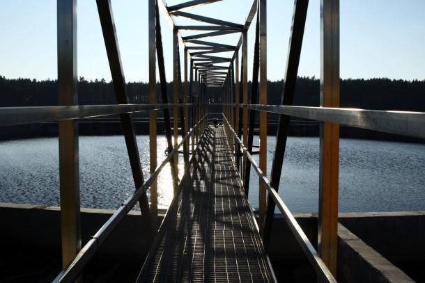 The wastewater treatment plant in Jūrmala, Latvia has been co-financed by NEFCO. Photo: Patrik Rastenberger