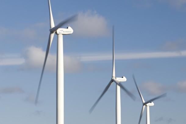NeCF's all projects involve renewable energy. Photo: Patrik Rastenberger
