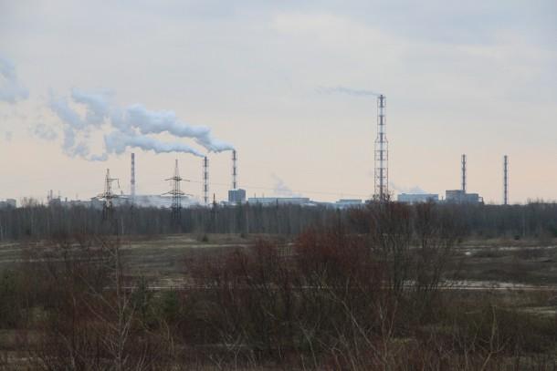 The fertiliser plant in Kingisepp. Photo: Seppo Knuuttila