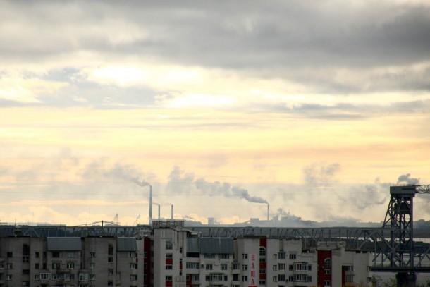 The city of Archangel in Northwest Russia. Photo: Patrik Rastenberger