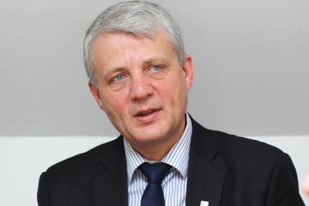 Secretary General Dagfinn Høybråten at the Nordic Council of Ministers
