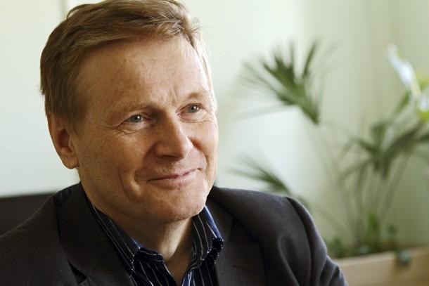 Head of Administration Vasily S. Vorob'yov. Photo: Patrik Rastenberger