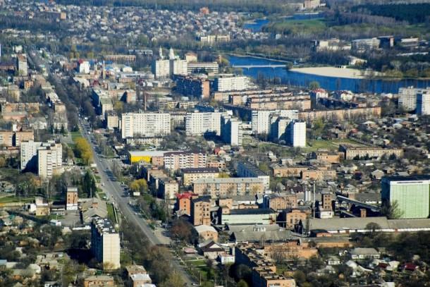 The city of Myrhorod has about 41,000 inhabitants. Photo: The city of Myrhorod