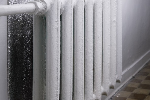 The projects include upgrading of radiators. Photo: Patrik Rastenberger