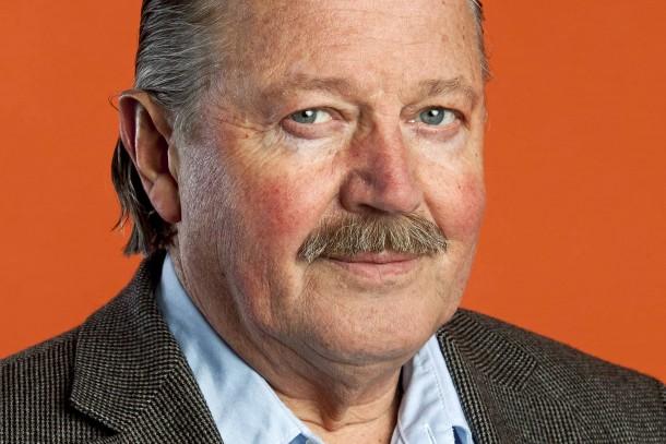 Professor Anders Stigebrandt.