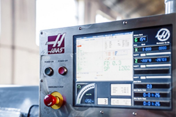 Machinery at the production site in Melitopol, Ukraine. Photo: Agro Master Plus LLC