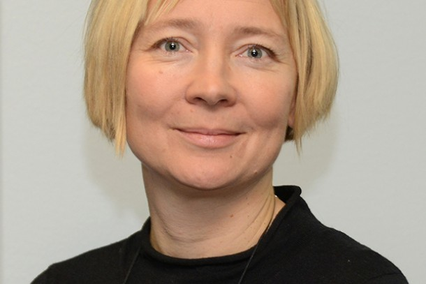 Director Marjukka Porvari is in charge of Clean Baltic Sea projects at the John Nurminen Foundation