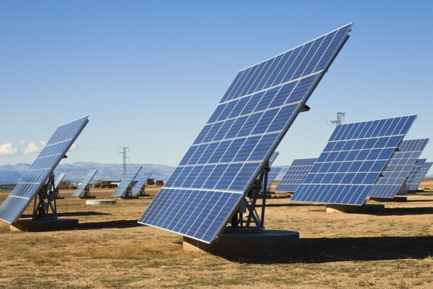 One of the funded Nordic SME companies will build a solar energy plant. Photo: Shutterstock