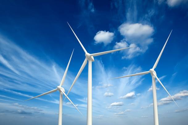 Nopef has funded 76 feasibility studies during the year, for example solutions and components for the wind energy sector. Photo: Shutterstock