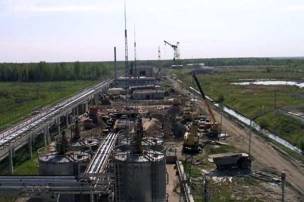 The Krasny Bor landfill was founded in the late 1960s to manage hazardous waste from the St Petersburg and Leningrad region. Photo: HELCOM