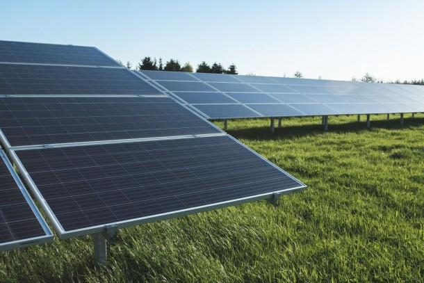 Solar power park in Ukraine. Photo: Better Energy