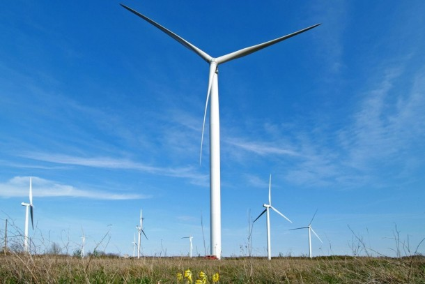 New windfarms will provide clean energy to Ukraine and reduce CO2 emissions