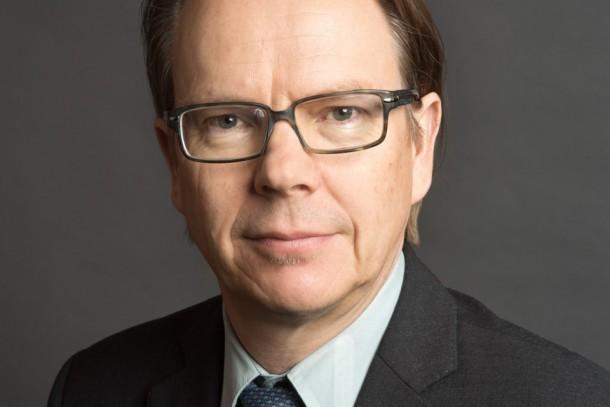 Kari Hämekoski, Manager, Trust Funds and Climate, NEFCO. Photo: Patrik Rastenberger