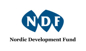 Nordic Development Fund logo